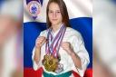 Мария Хайдукова достойный представитель спортивной школы «Витязь»