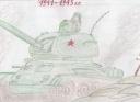 """Продолжается конкурс рисунка """"День Победы в моей семье""""."""